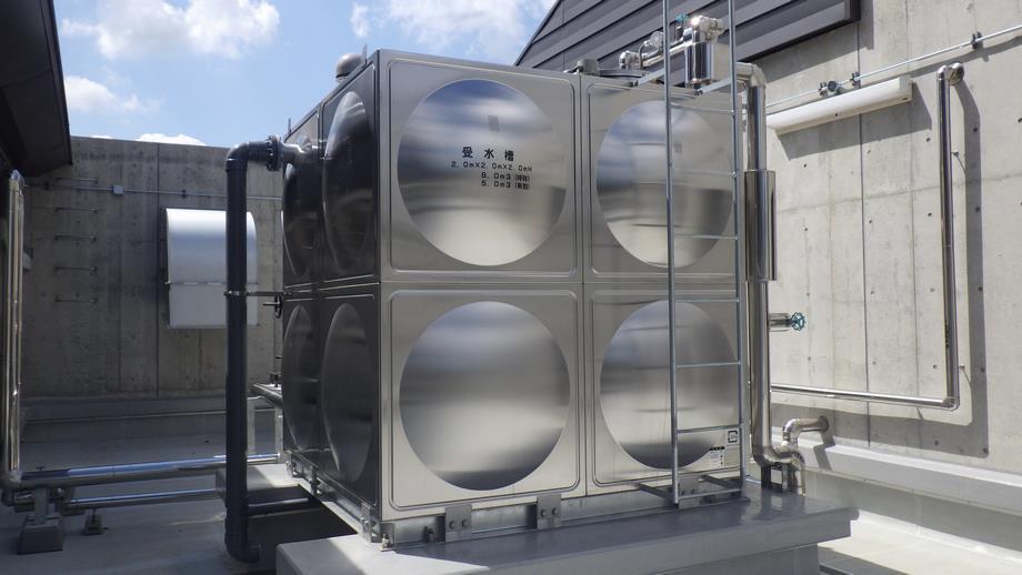 貯水槽水道について | 岡崎市ホームページ