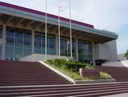 岡崎市体育館の画像