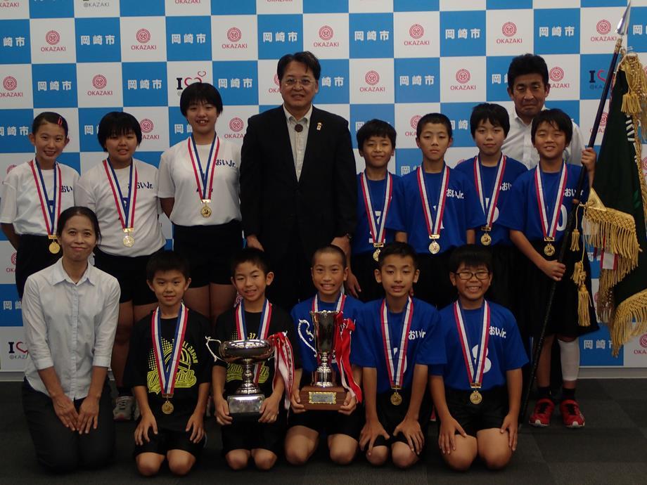 ファミリーマートカップ第37回全日本バレーボール小学生大会 結果報告